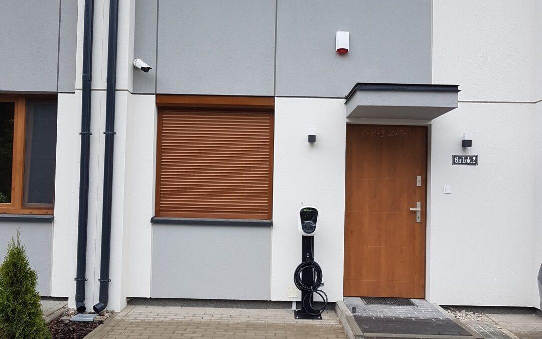 Nowe zasady montażu stacji ładowania dla wspólnot mieszkaniowych